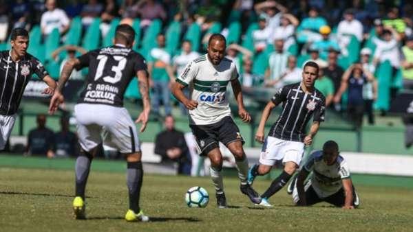 Coritiba 0 x 0 Corinthians