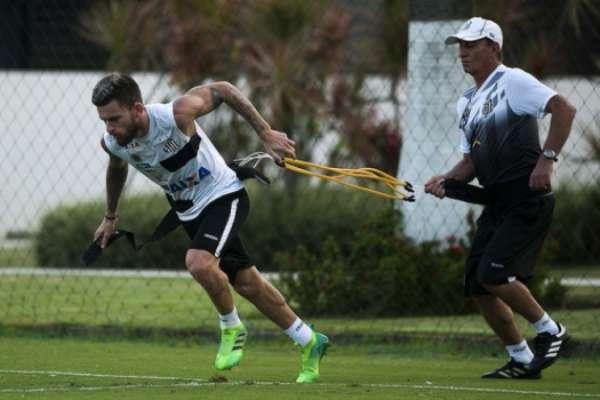 Lucas Lima deve deixar o Santos em 2018