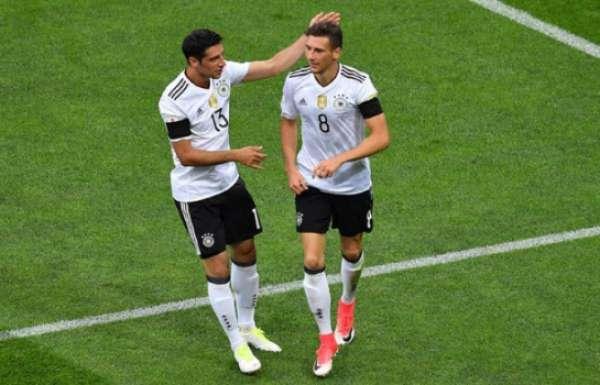 Veja imagens da vitória da Alemanha