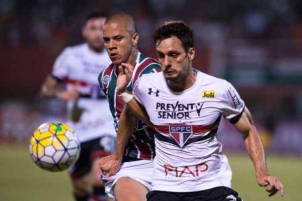 Último encontro entre os clubes: Fluminense 1 x 2 São Paulo, em 17/10/2016, pelo Brasileiro