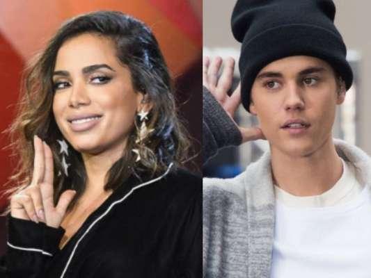 Anitta vai fazer parceria musical com o cantor canadense Justin Bieber