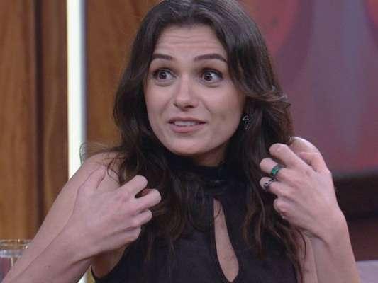 Monica Iozzi revelou que rejeitou acordo com o ministro Gilmar Mendes depois de ser condenada a pagar R$ 30 mil ao político