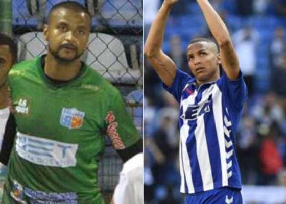 Anderson Brum, irmão de Deyverson, é goleiro de clube do Rio. Veja a seguir, na galeria, momentos da carreira de Deyverson