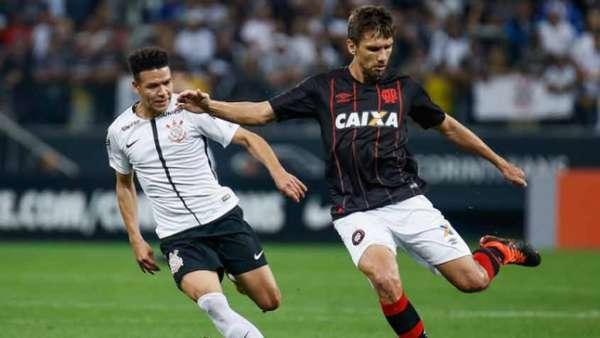 Corinthians 2 x 2 Atlético-PR - Arena Corinthians