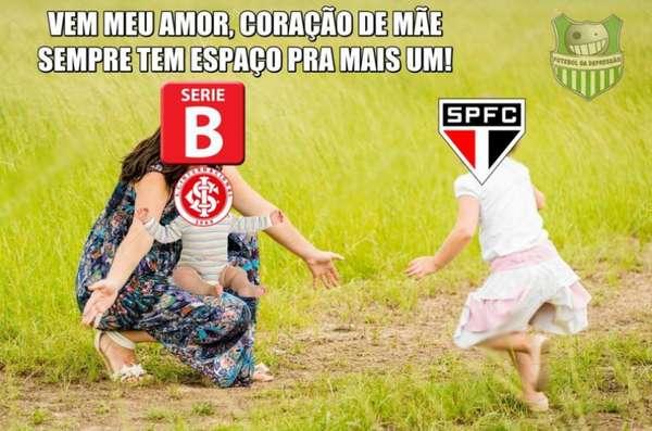 Má fase do São Paulo rende zoações entre os rivais