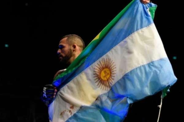 Santiago Ponzinibbio derrotou Gunnar Nelson no UFC Escócia