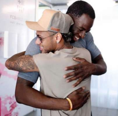 Neymar e Draymond Green