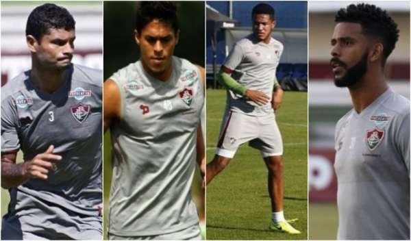 Gum, Reginaldo, Nogueira e Renato Chaves estão no departamento médico. Confira as opções de Abel