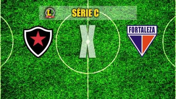 Botafogo-PB x Fortaleza