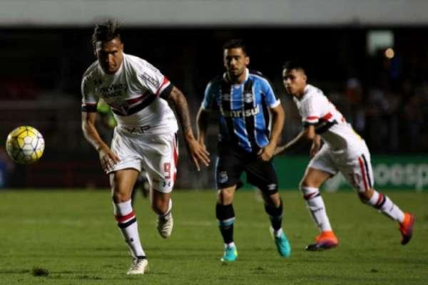 Último confronto: São Paulo 1 x 1 Grêmio - 17/11/2016 - Brasileiro