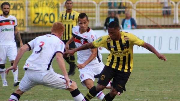 Volta Redonda 0 x 0 Joinville