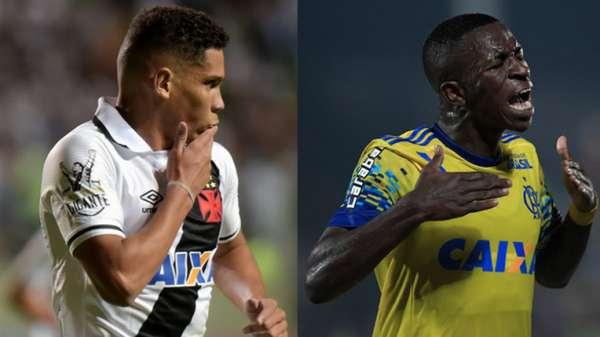 Jovens nascidos nos anos 2000 começam a dar o ar de sua graça nos clubes no Brasileirão. O LANCE! traz os nomes que já apareceram pelos gramados, e recordam seus principais feitos.
