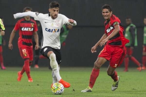 Resultado de imagem para Sport x Corinthians