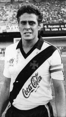 Roberto Dinamite - 190 gols