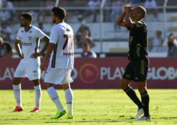 Último duelo: Ponte Preta 1 x 0 Fluminense - 20 de novembro de 2016 - Moisés Lucarelli