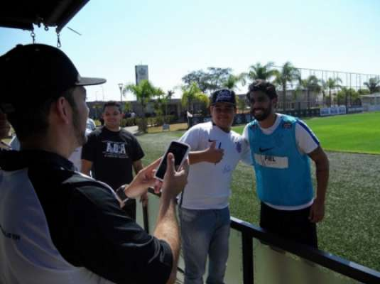 Zagueiro soma 23 partidas pelo Corinthians
