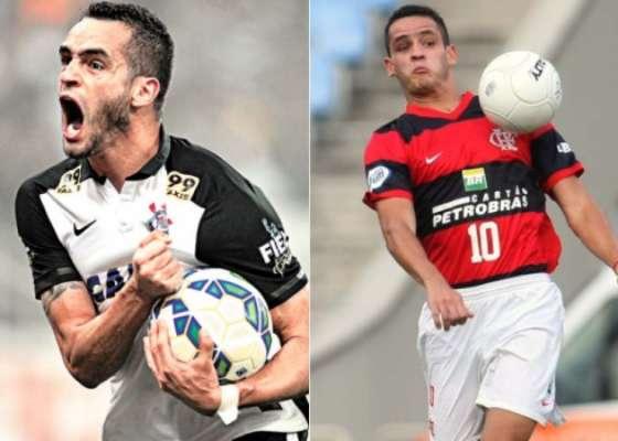 Renato foi ídolo com as camisas de Corinthians, posteriormente, e Flamengo. A seguir, veja imagens da carreira do meia