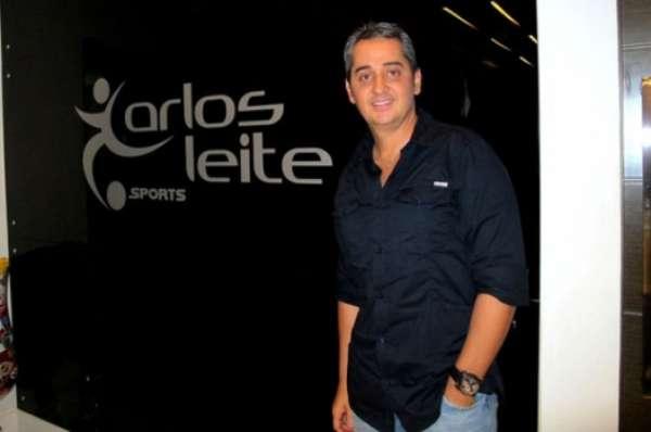Carlos Leite é empresário de futebol e tem mais de dez jogadores no Vasco. Veja a seguir fotos na galeria L!