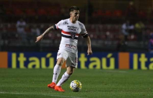 Buffarini ainda não deu assistência no São Paulo
