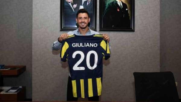 Giuliano no Fenerbache