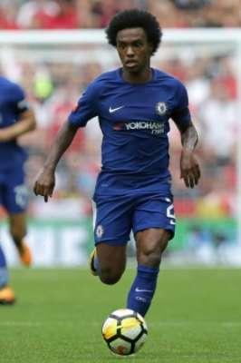 Veja imagens de Willian pelo Chelsea