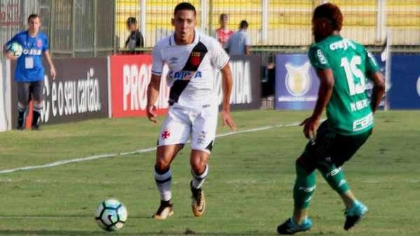 Confira a seguir a galeria especial do LANCE! com imagens do empate em 1 a 1 entre Vasco e Palmeiras neste domingo