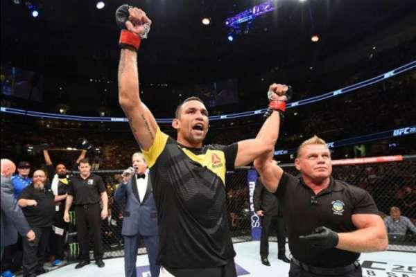 Fabricio Werdum é ex-campeão do UFC