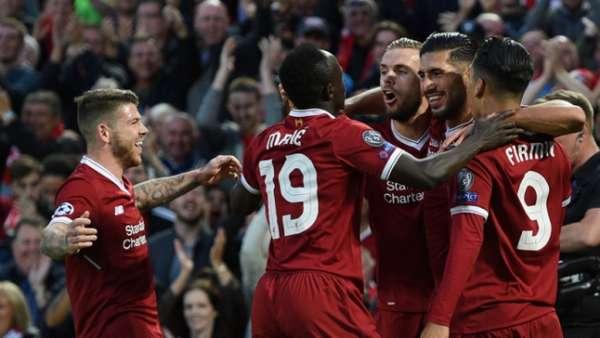 Liverpool x Hoffenheim