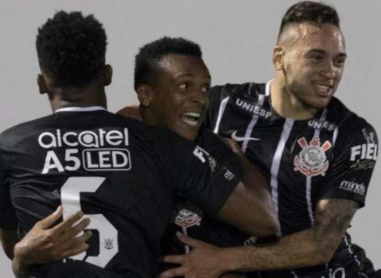O Corinthians tem 83% de chances de ser campeão, mesmo após a derrota para o lanterna Atlético-GO. Já a vaga na Libertadores está 99% encaminhada