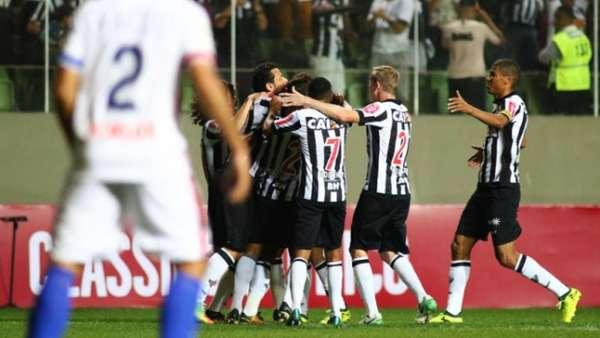 Atlético-MG x Paraná