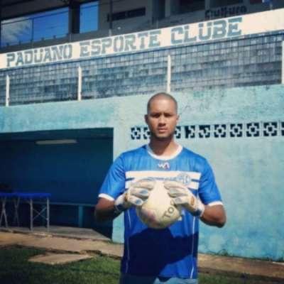 Saiba mais sobre o goleiro Marco Antonio, que está vendendo rifa para ser inscrito na quarta divisão do Rio