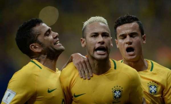 Último encontro nas Eliminatórias: Brasil 2 x 1 Colômbia - 5 de setembro de 2016