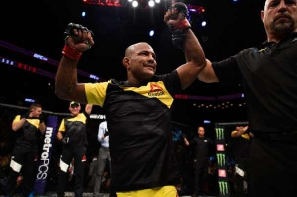 Wilson Reis é o atual número cinco no ranking dos moscas do UFC