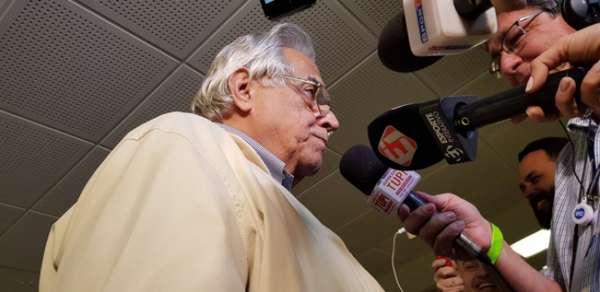 Eurico Miranda é candidato da situação do Vasco