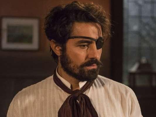 Ferdinando (Ricardo Pereira) vai morrer no fim da novela 'Novo Mundo', previsto para ir ao ar em 25 de setembro de 2017