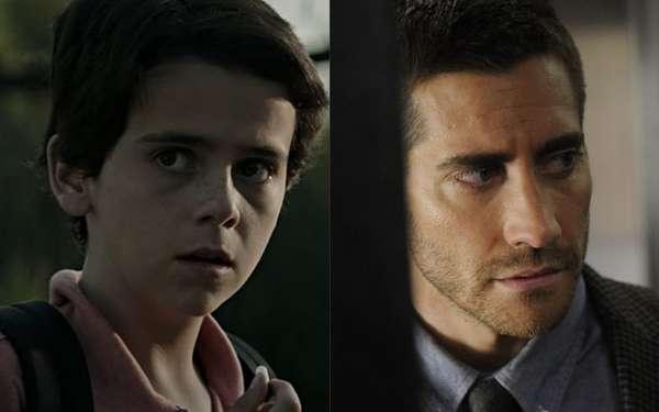 Personagem: Eddie KaspbrakAtor mirim: Jack Dylan Grazer Versão adulta: Jake Gyllenhaal