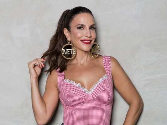 Ivete Sangalo, grávida de gêmeas, não vai cantar no Réveillon e no Carnaval 2018, diz colunista Leo Dias nesta quarta-feira, dia 13 de setembro de 2017