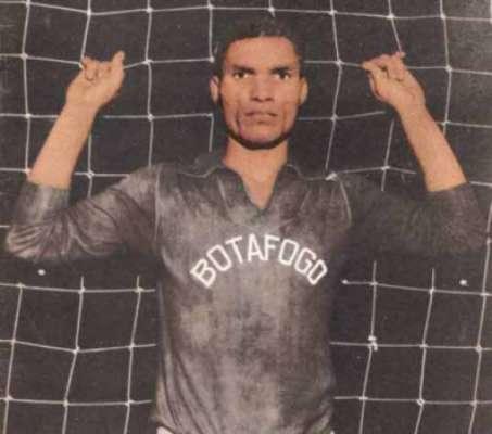 Manga defendeu o Botafogo de 1959 a 1968