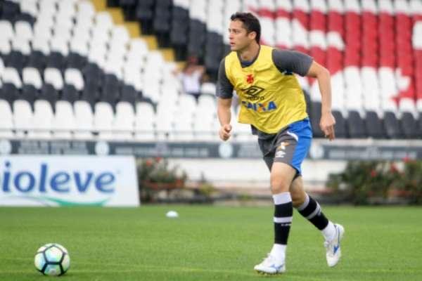 Anderson Martins retornou para o Vasco em julho de 2017