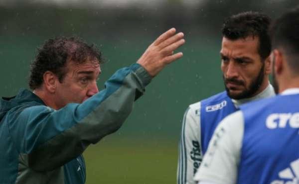 Palmeiras vê treino dar resultados e aprova atuação