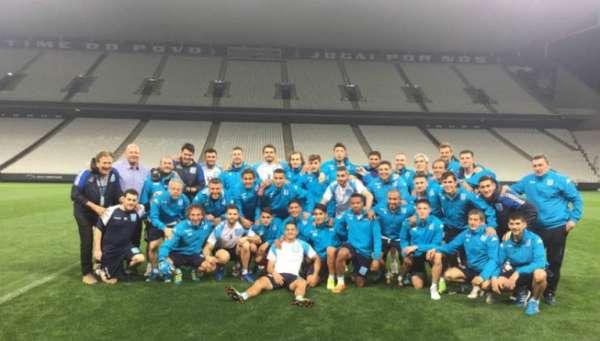 Argentinos chegaram ao Brasil na terça-feira