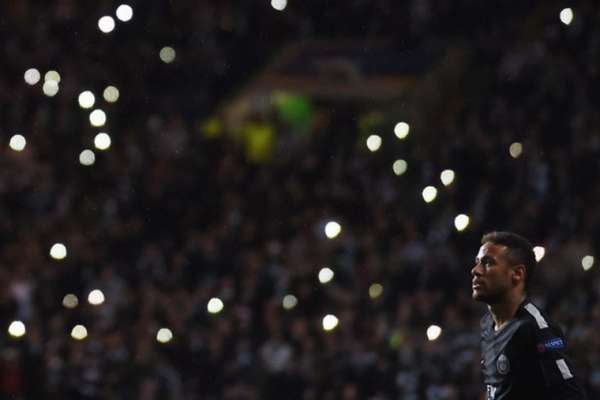 A Liga dos Campeões começou a todo vapor, com direito a show de Neymar e do PSG