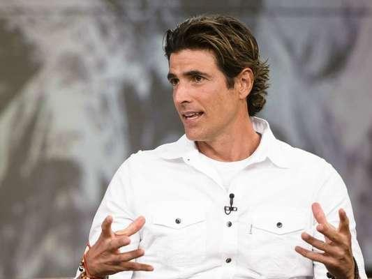 Reynaldo Gianecchini contou que procurou a espiritualidade depois de enfrentar um linfoma não-Hodgkin em 2011