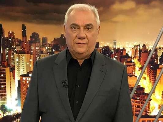 Marcelo Rezende morreu neste sábado, 16 de setembro de 2017