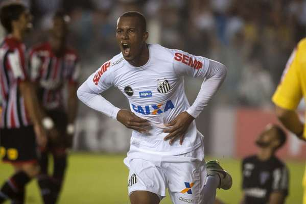 Copete, do Santos - 5 gols
