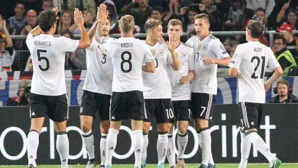 Alemanha é a número 1 no Raking da Fifa