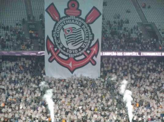 Corinthians celebrou aniversário com a torcida