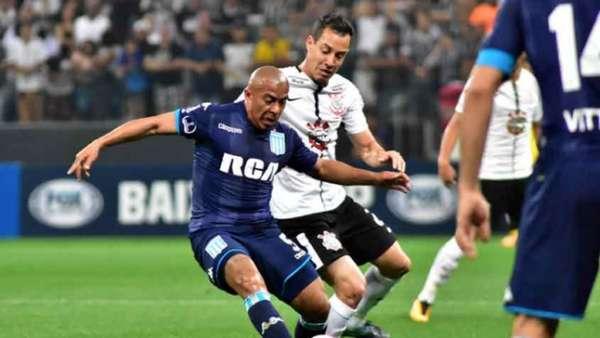 Corinthians e Racing se enfrentam dia 20