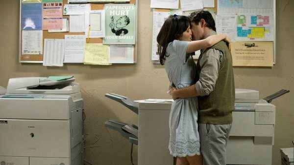 """Cena do filme """"500 Dias com Ela"""""""