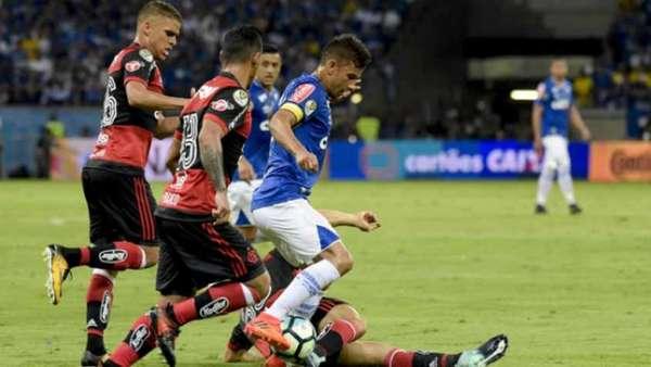 Cruzeiro venceu o Flamengo nos pênaltis